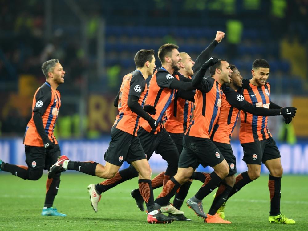 Donezk gewinnz zum zwölften Mal die ukrainische Liga