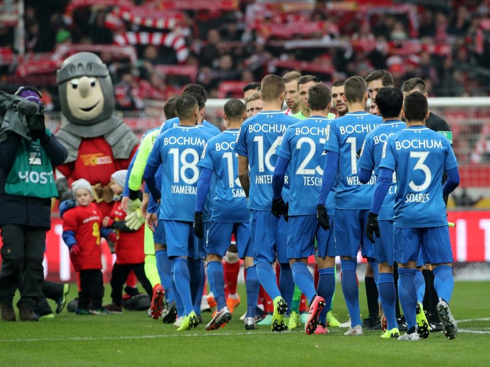 Der Vfl Bochum muss 18.750 Euro Strafe zahlen