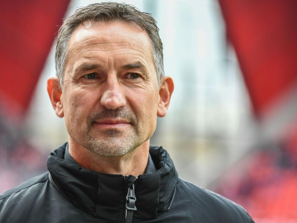 Machte heute sein letztes Spiel für Regensburg
