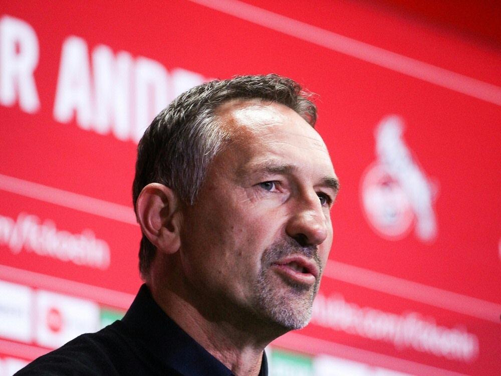 Achim Beierlorzer wird neuer Trainer des 1. FC Köln