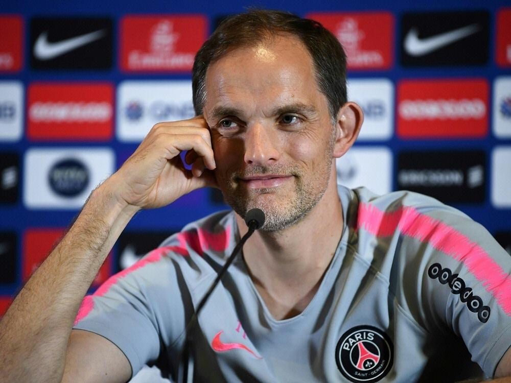 Thomas Tuchel bleibt bis 2021 bei Paris St. Germain