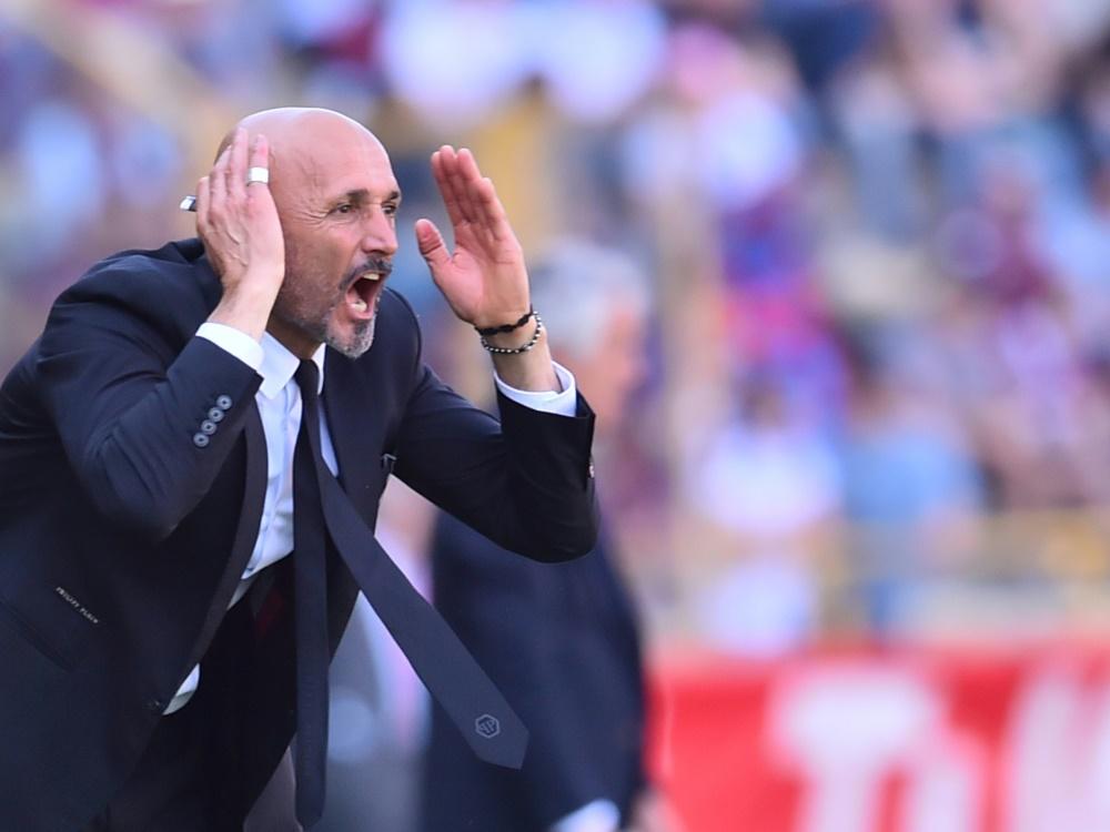 Inter Mailand trennt sich von Trainer Spalletti