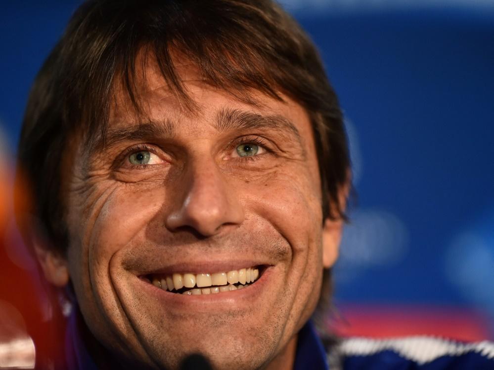 Antonio Conte wird Trainer bei Inter Mailand