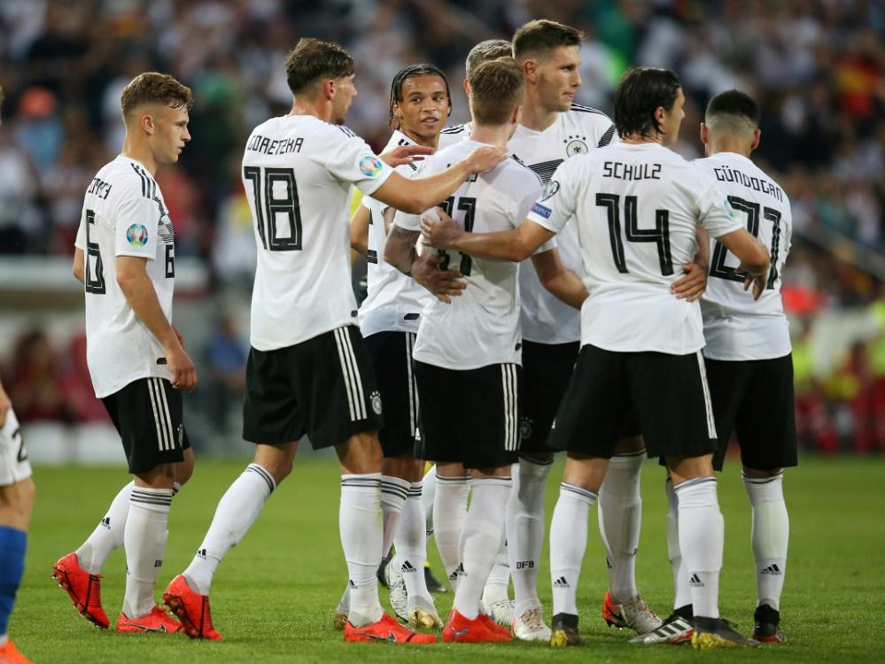 Fast acht Millionen Zuschauer sehen DFB-Sieg