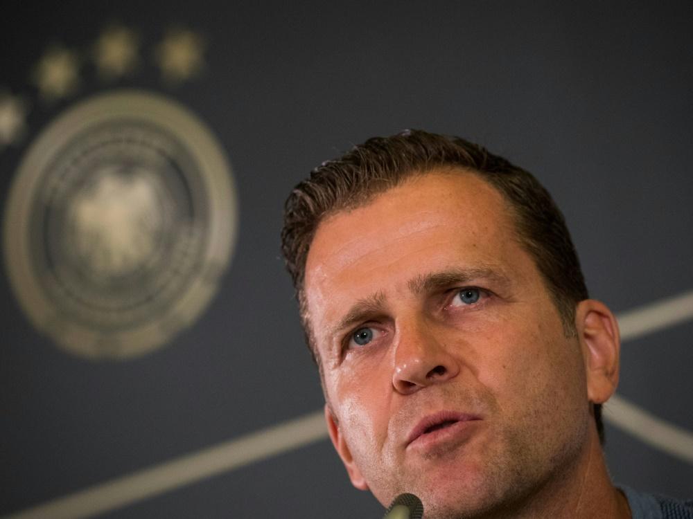 Bierhoff: Sane-Wechsel würde Bundesliga guttun