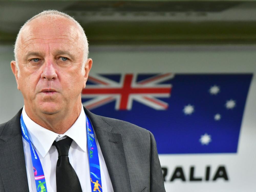 Coach Graham Arnold mit Australien zur Copa America
