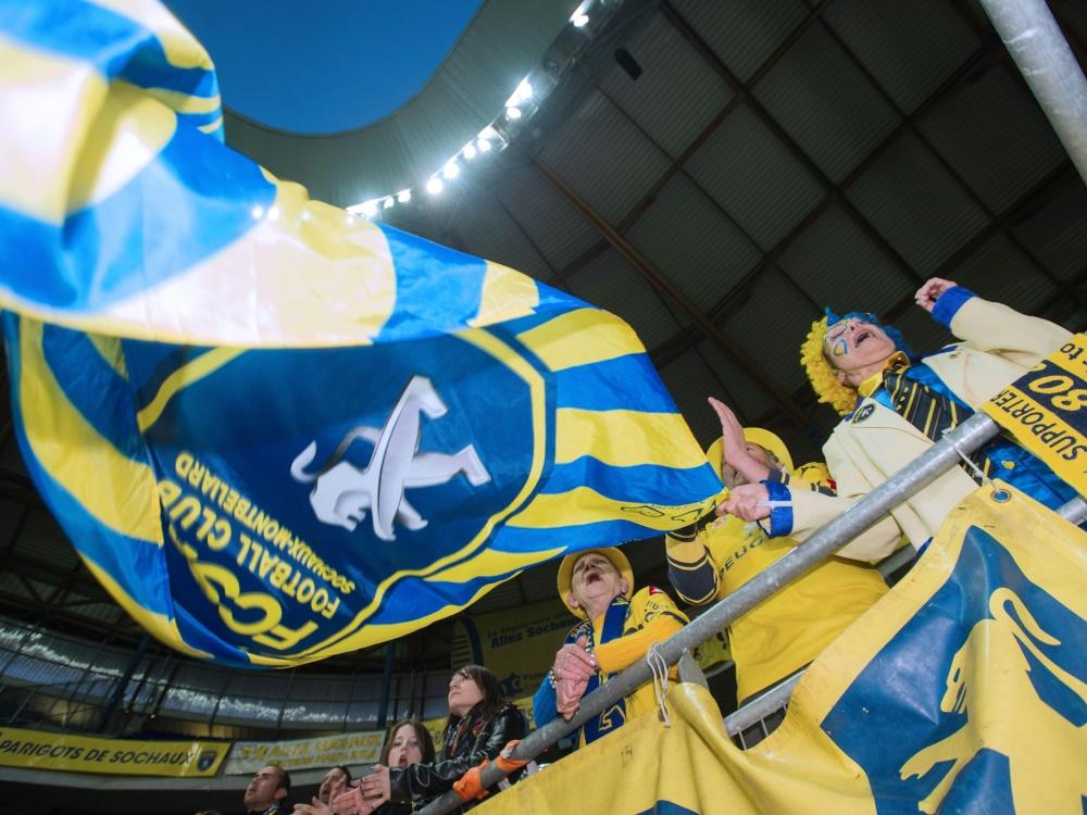 Zwangsabstieg für den FC Sochaux