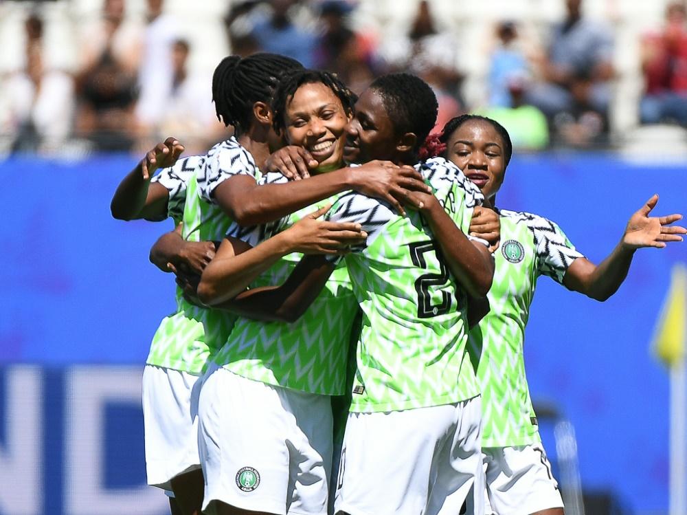 Nigeria darf auf den Einzug ins Achtelfinale hoffen
