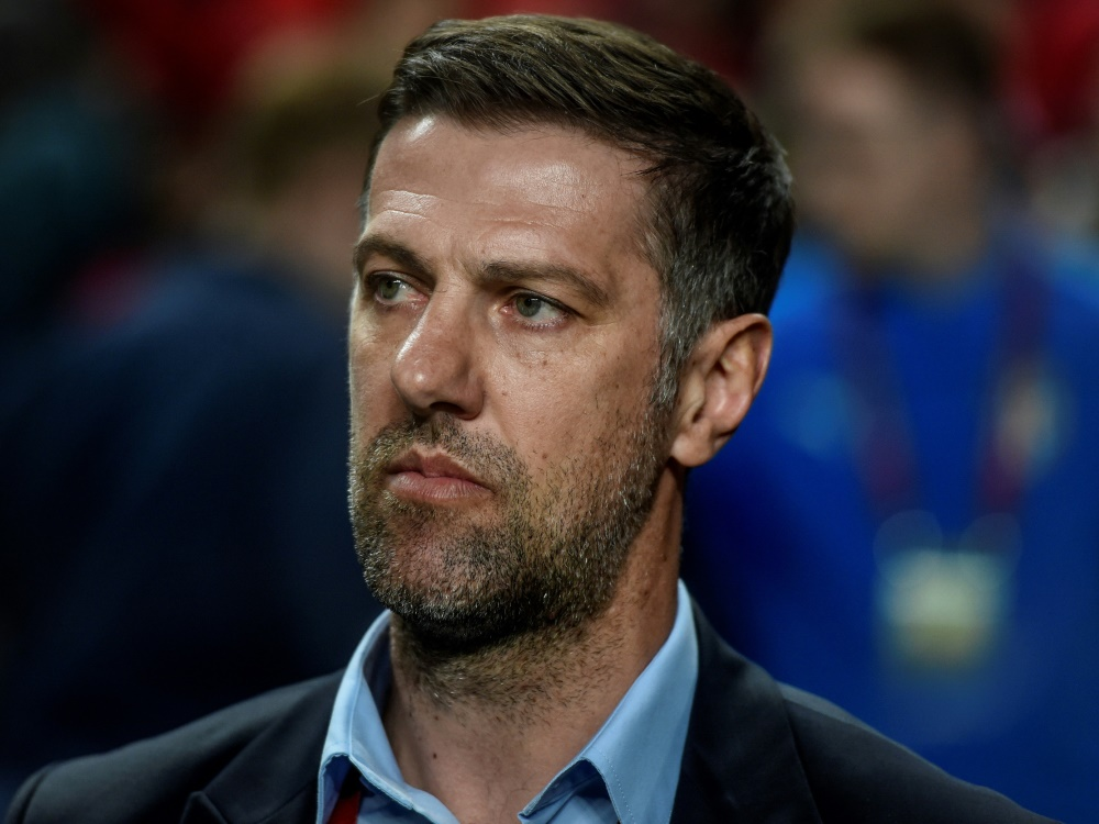 Mladen Krstajic ist nicht mehr Serbiens Nationaltrainer