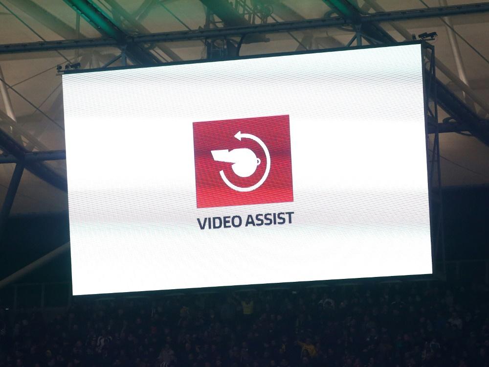 Videobeweis: DFB zieht