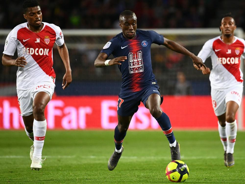 Moussa Diaby soll für 15 Millionen von PSG kommen