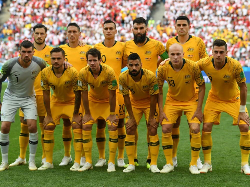 Australien gibt 2020 sein Debüt bei der Copa America