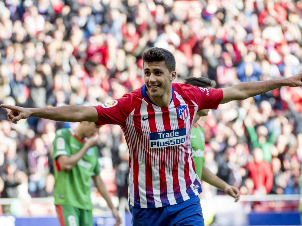 Rodrigo will von seiner Ausstiegsklausel Gebrauch machen