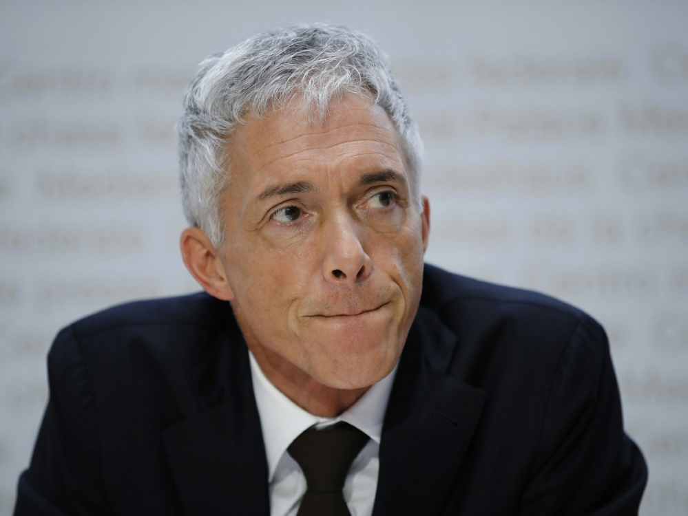 Muss sich aus FIFA-Fall zurückziehen: Michael Lauber