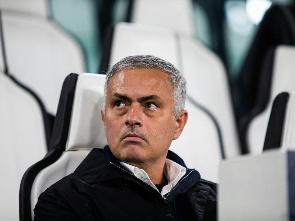 Jose Mourinho sieht sich als Nationaltrainer