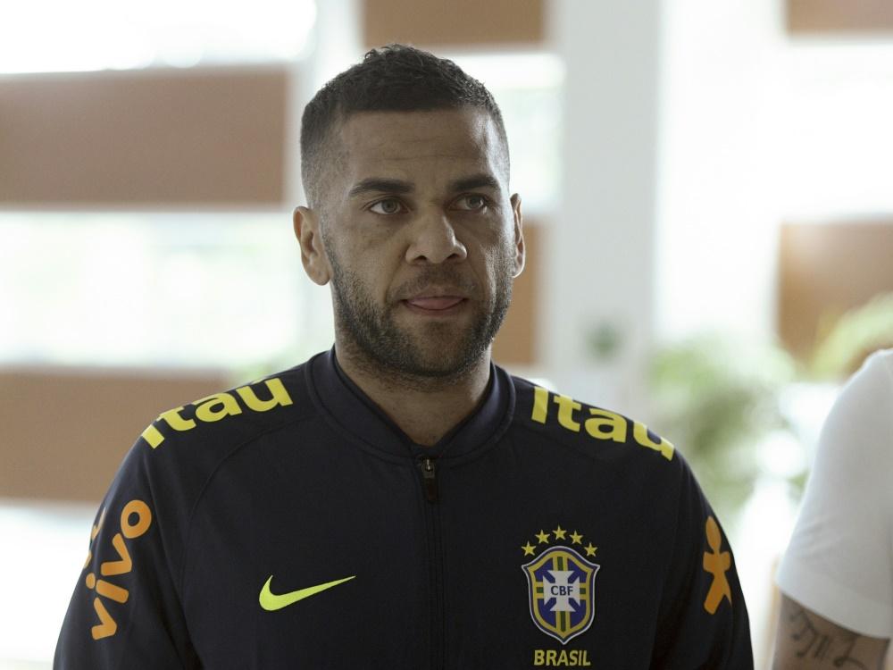 Hat seinen Abschied aus Paris verkündet: Dani Alves