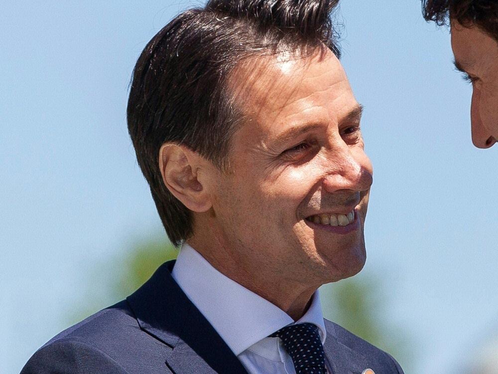 Unterstützt Mailands Bewerbung für 2026: Giuseppe Cont