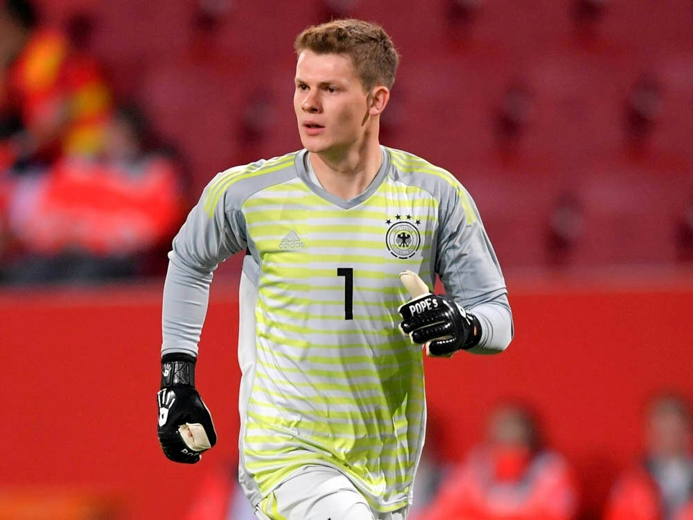Alexander Nübel steht bei der U21-EM im Fokus