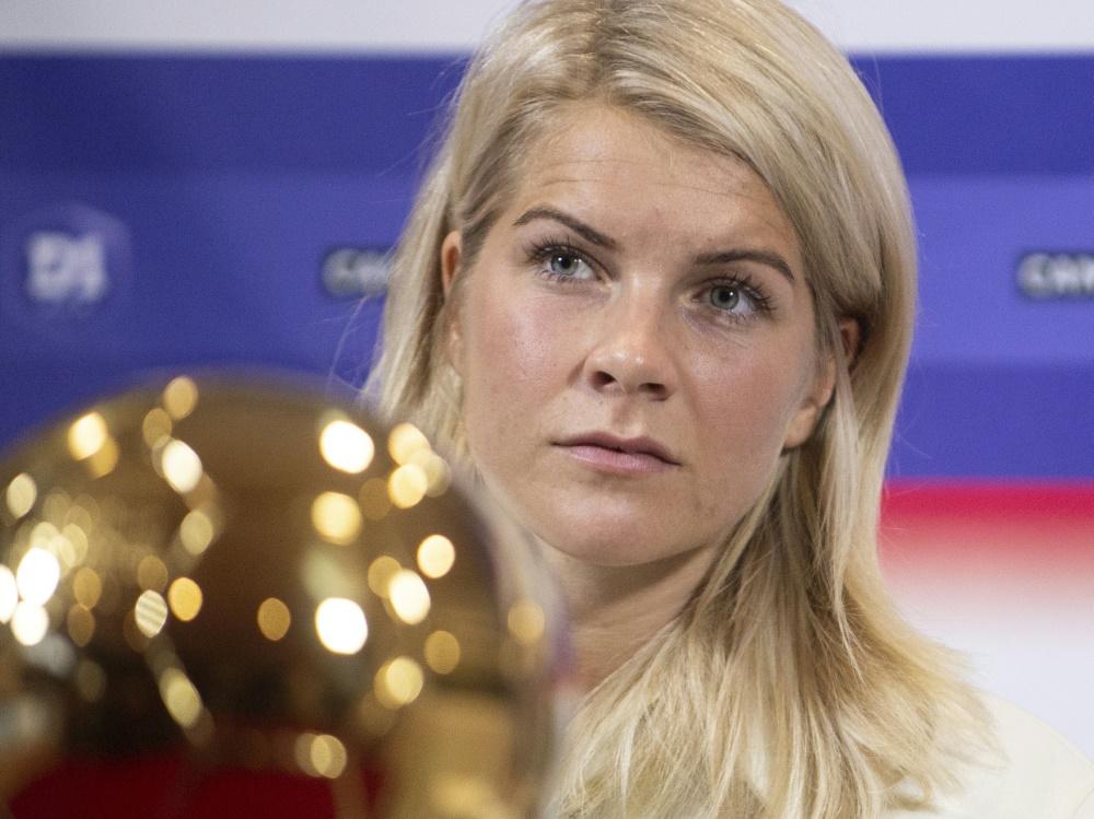 Fußballerin Hegerberg kritisiert fehlende Anerkennung