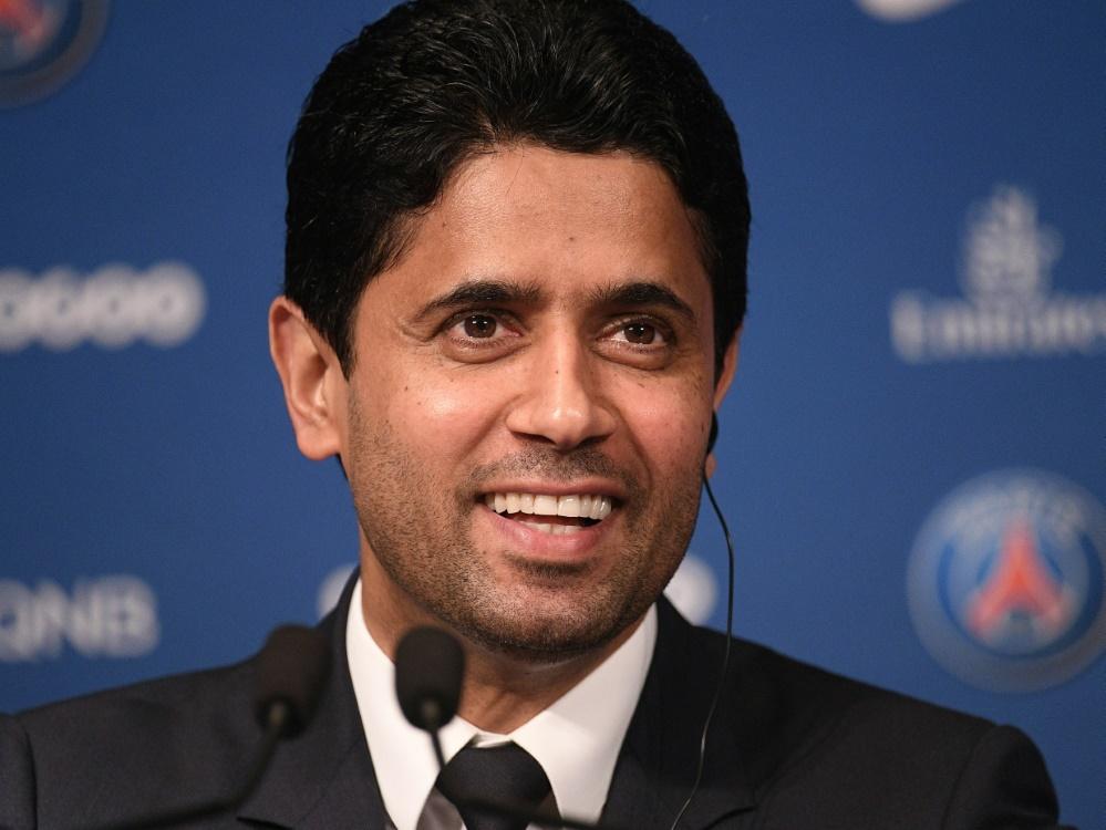 Nasser Al-Khelaifi nimmt PSG-Stars in die Pflicht