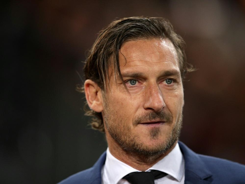 Totti hatte seinen Ex-Verein scharf kritisiert