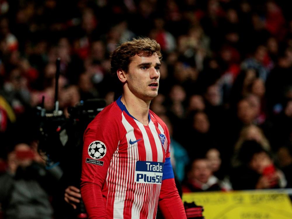 Griezmann erschien nicht zum Trainingsauftakt in Madrid