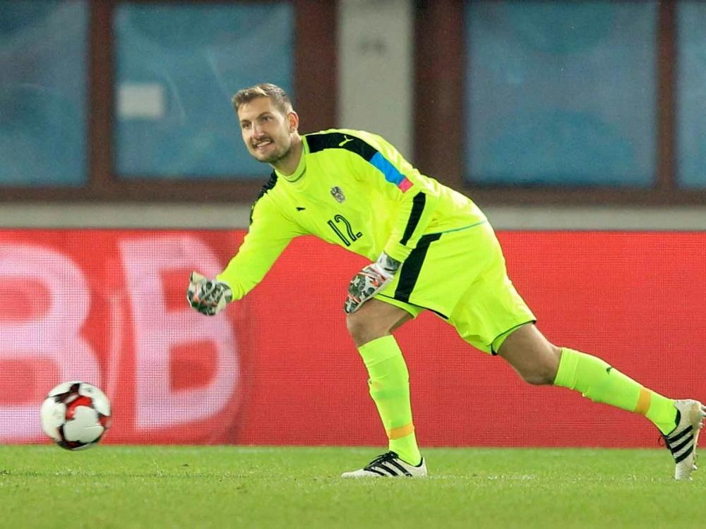 Lukse absolvierte ein Länderspiel für Österreich