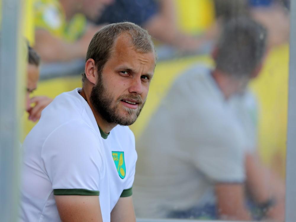 Norwich City verlängert Vertrag mit Pukki bis 2022