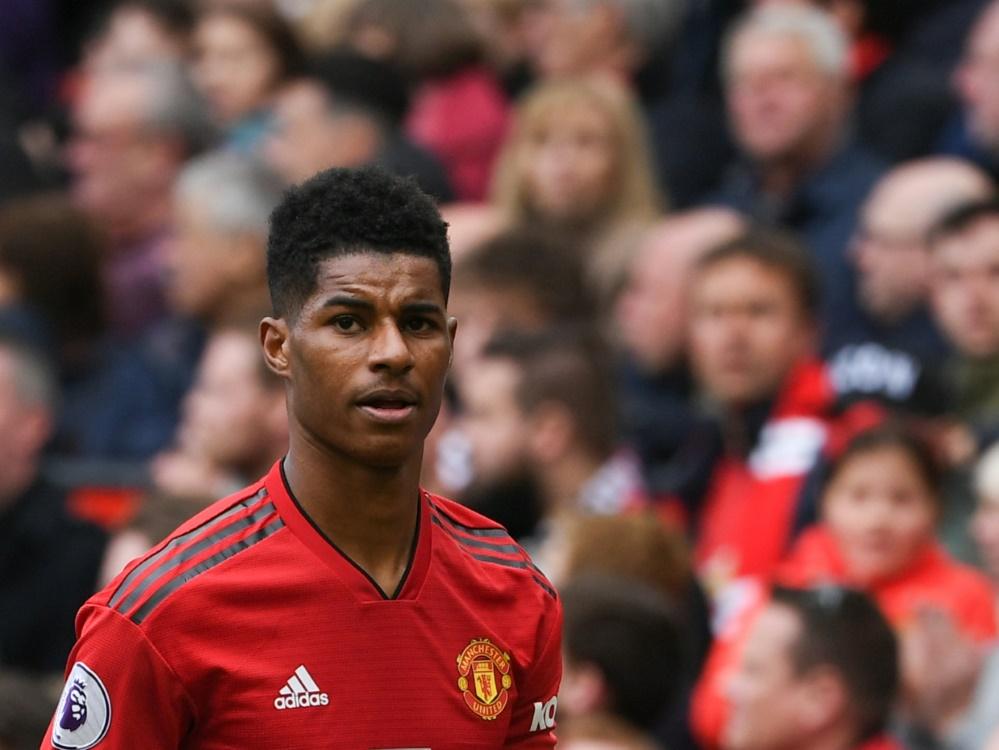 Manchester United verlängert mit Marcus Rashford