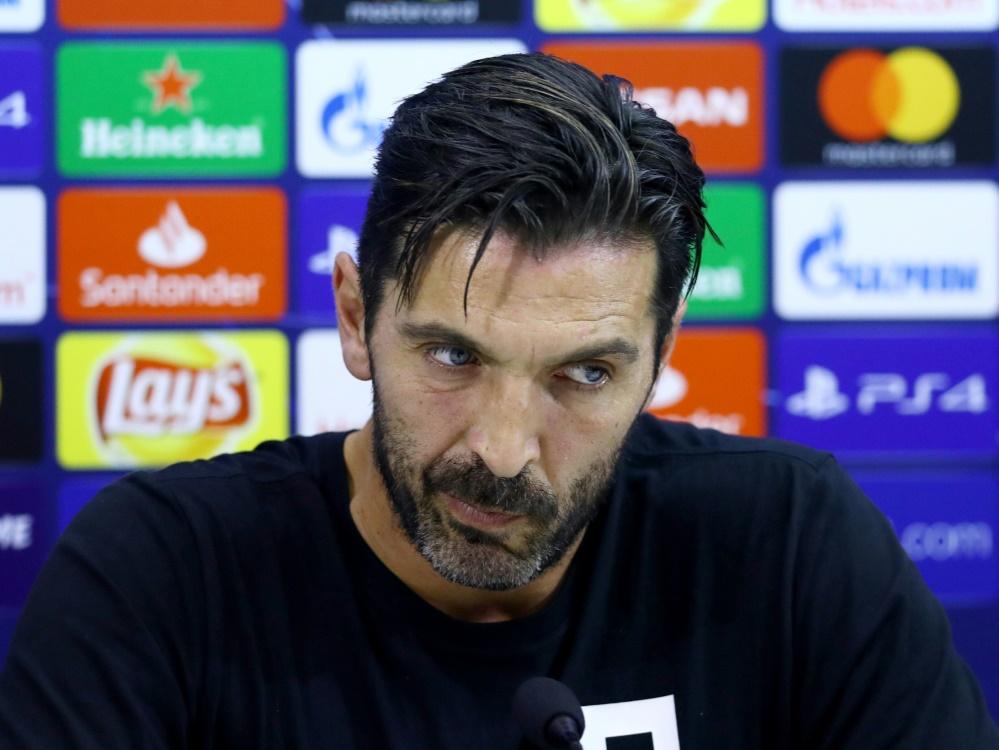 Gianluigi Buffon kehrt zu Juventus Turin zurück
