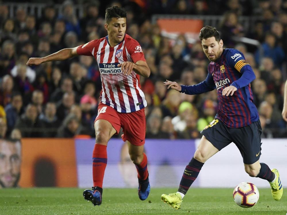 Rodrigo (l.) wechselt für 70 Millionen Euro zu ManCity