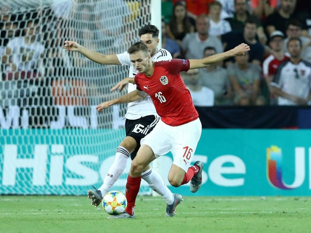 Sasa Kalajdzic wird zukünftig den VfB verstärken