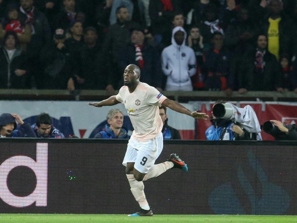 Inter Mailand will Belgier Romelu Lukaku verpflichten