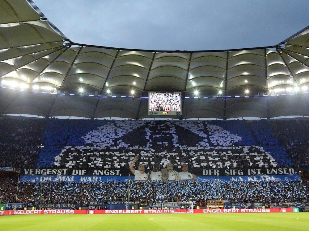 HSV-Fans singen nicht mehr