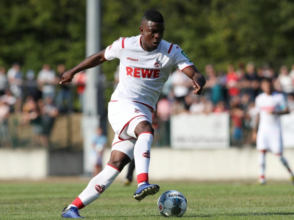 Cordoba erzielte im Tespspiel gegen Reutlingen drei Tore