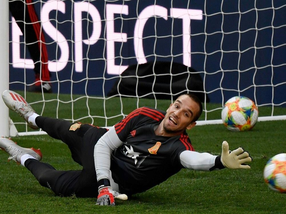 Pau Lopez wechselt für 23,5 Millionen Euro nach Rom