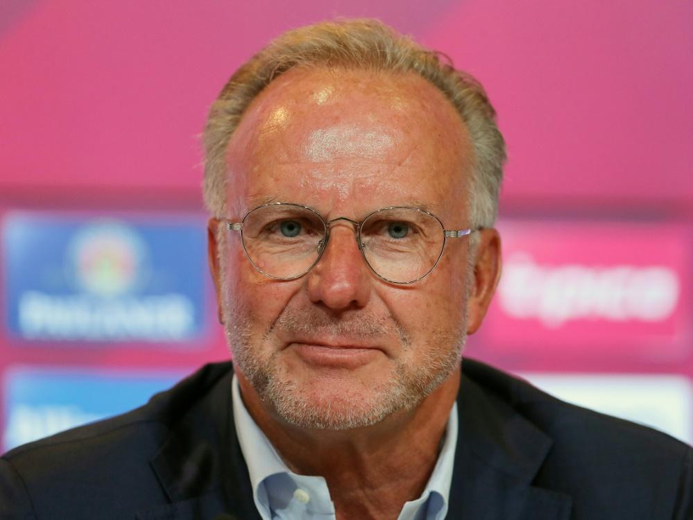Rummenigge und der FC Bayern nähern sich dem eSport an