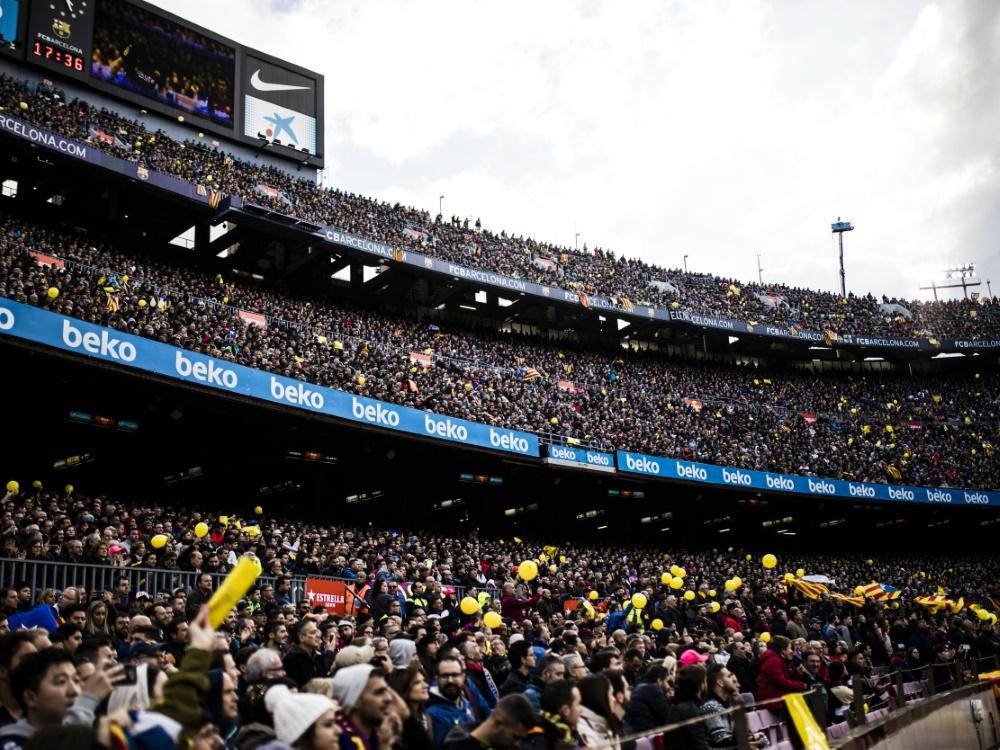 Spanischer Verband verbietet der Liga Montagsspiele
