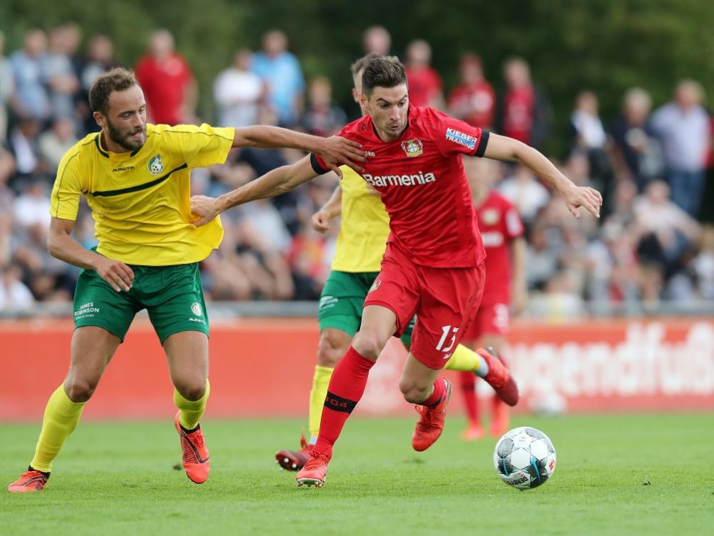 Leverkusen verliert Testspiel gegen Fortuna Sittard