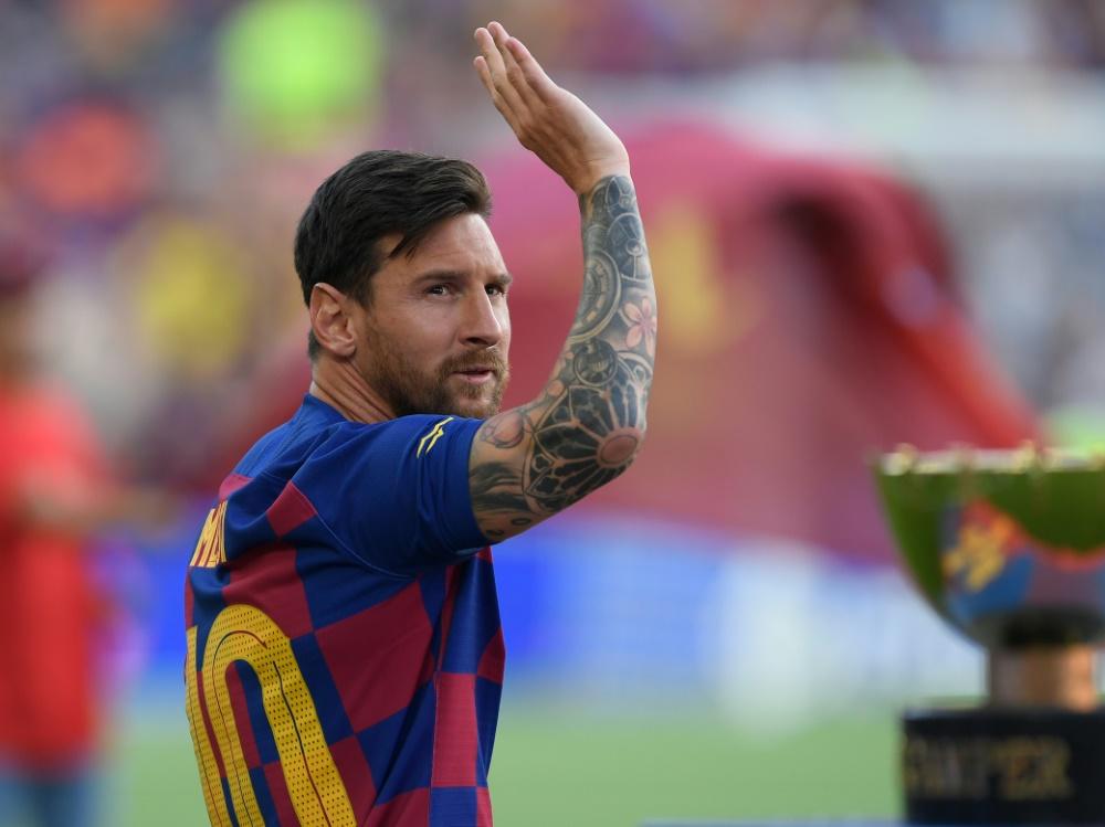 Lionel Messi wird die USA-Reise verpassen