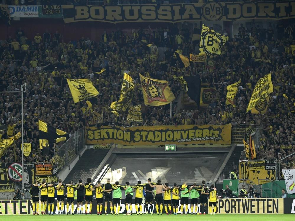 Der BVB gehört zu den teuren Bundesliga-Klubs