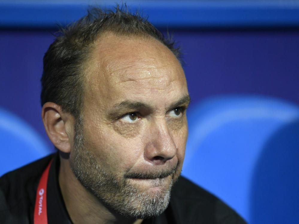 Nicht mehr Trainer von Kenia: Sebastien Migne