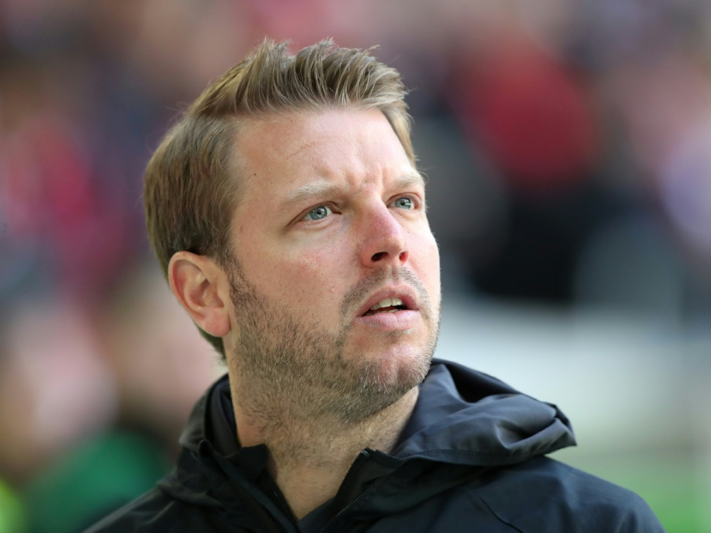 Möchte mit Werder Bremen nach Europa: Florian Kohfeldt