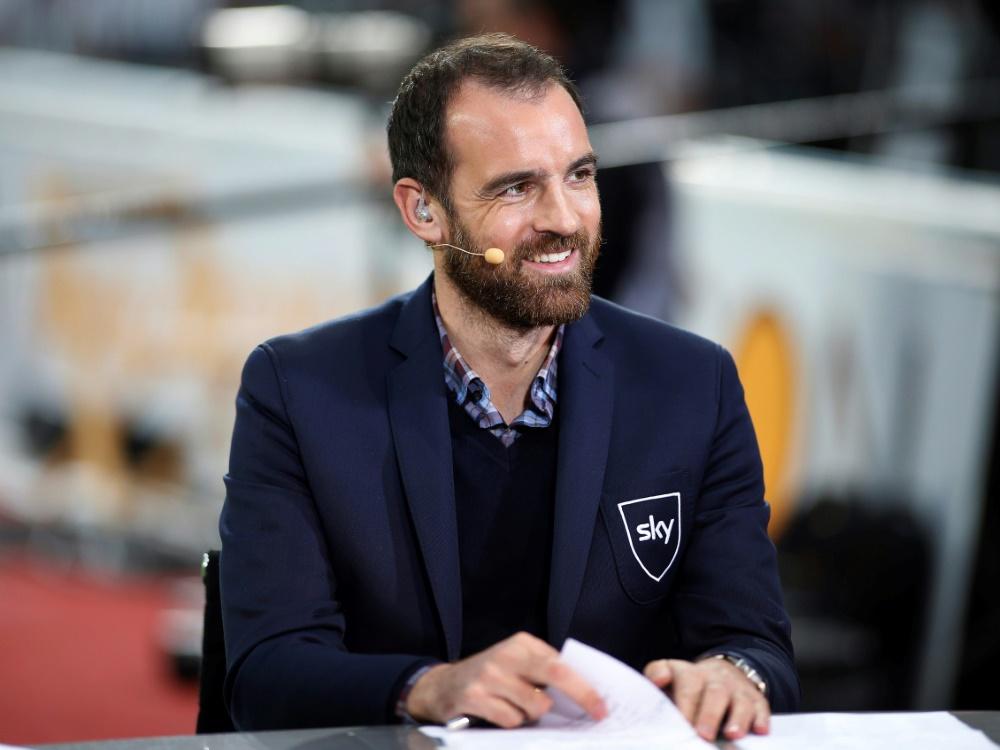 Metzelder ist der neue Fußball-Experte im Ersten