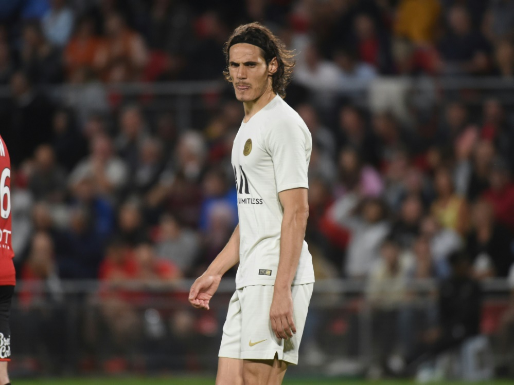 Cavani traf, aber Paris verlor dennoch gegen Rennes