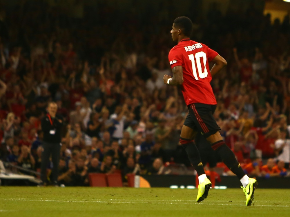 Manchester United kam nicht über ein 1:1 hinaus