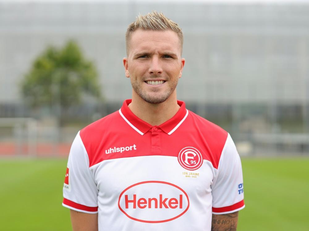 Andre Hoffmann verlängerte seinen Vertrag bis 2023
