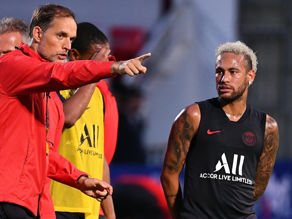 Neymars Einsatz gegen Toulouse ist fraglich