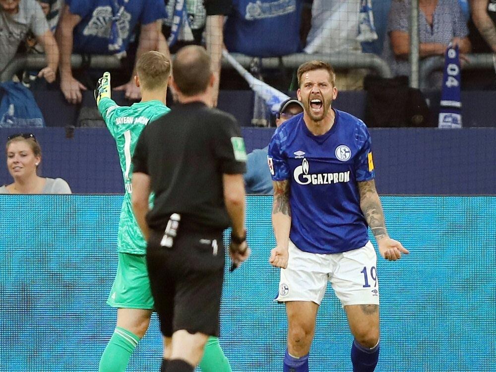 Topspiel: Schalke hadert mit Schiedsrichter