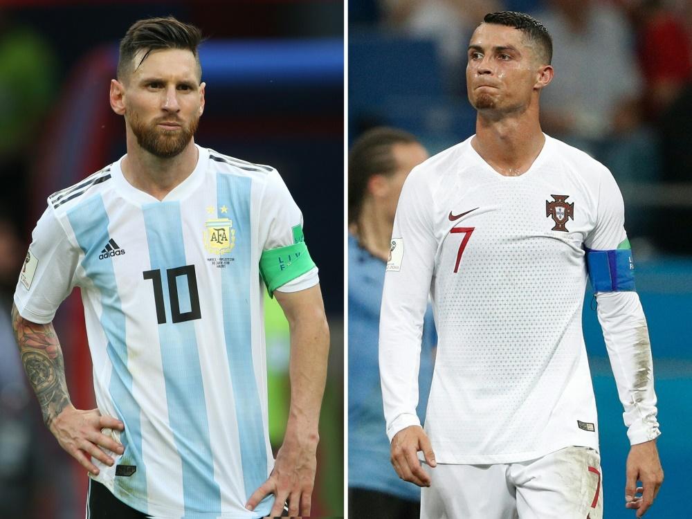 Ronaldo hofft auf eine